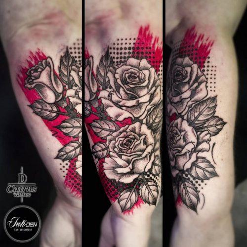 underboob rose